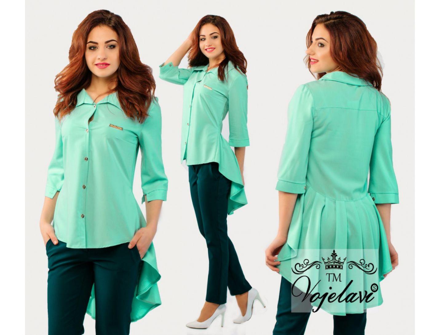 Рубашка-фрак №2051-304
