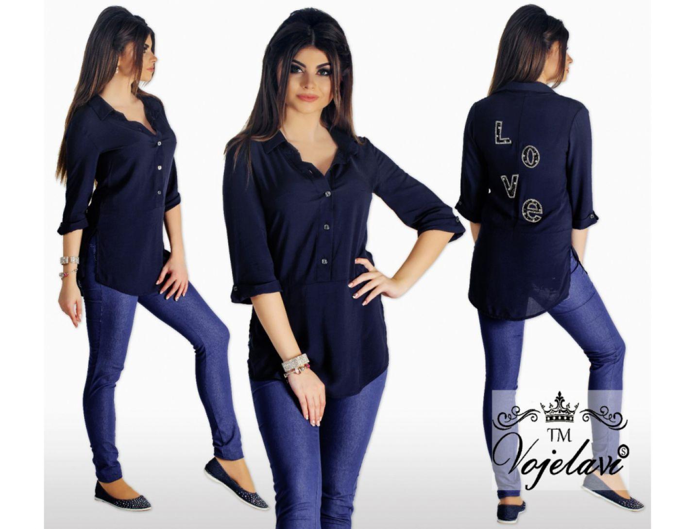 Рубашка №2020-449