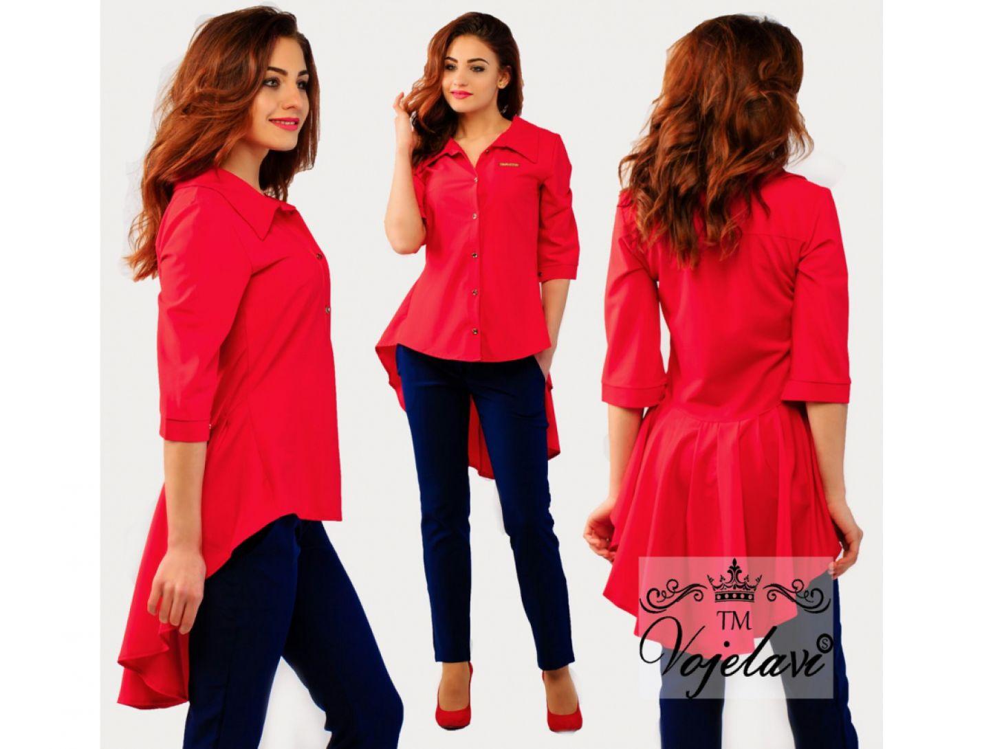 Рубашка-фрак №2050-304