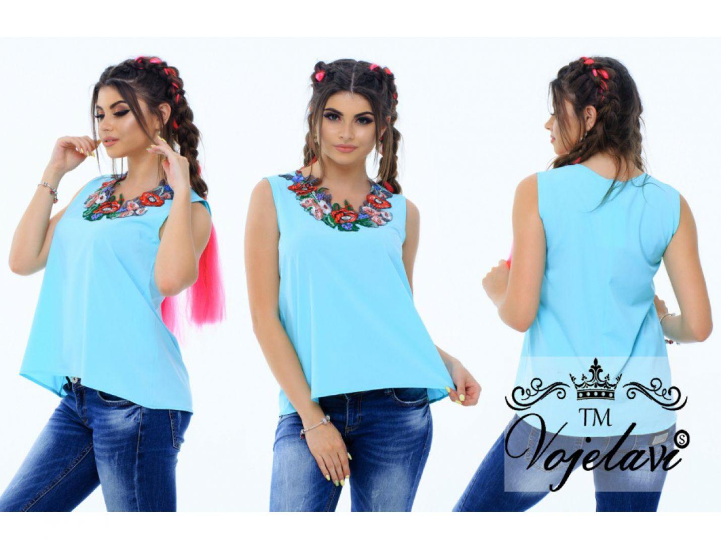 Блузка №2061-480