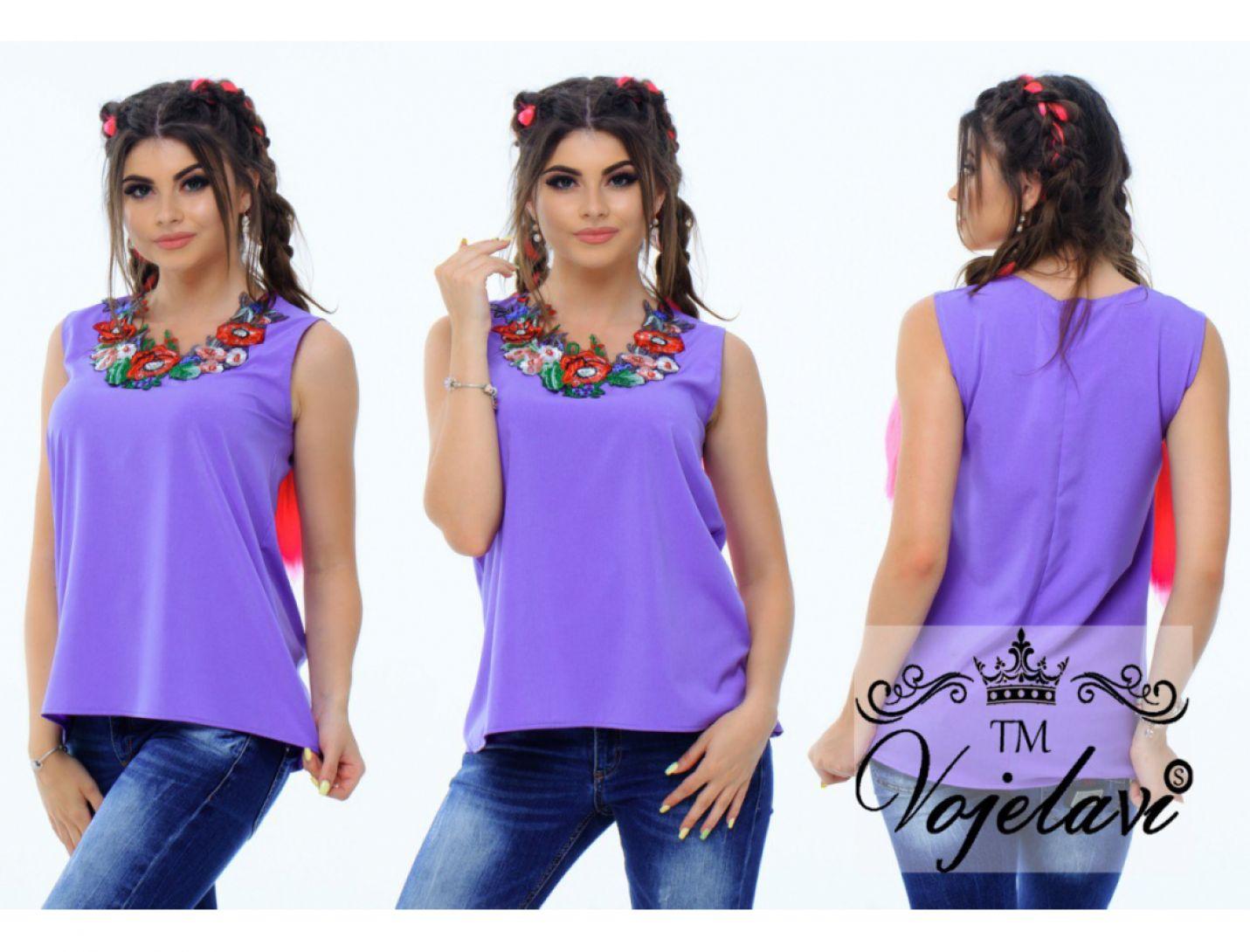 Блузка №2063-480