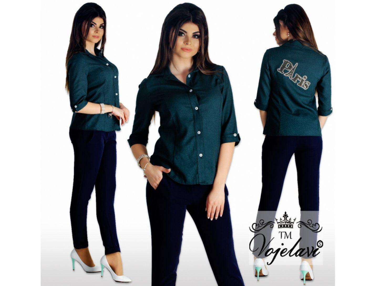 Рубашка №2026-448