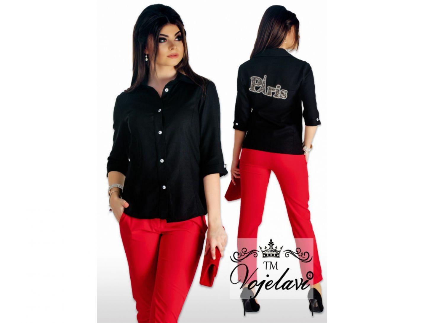Рубашка №2025-448