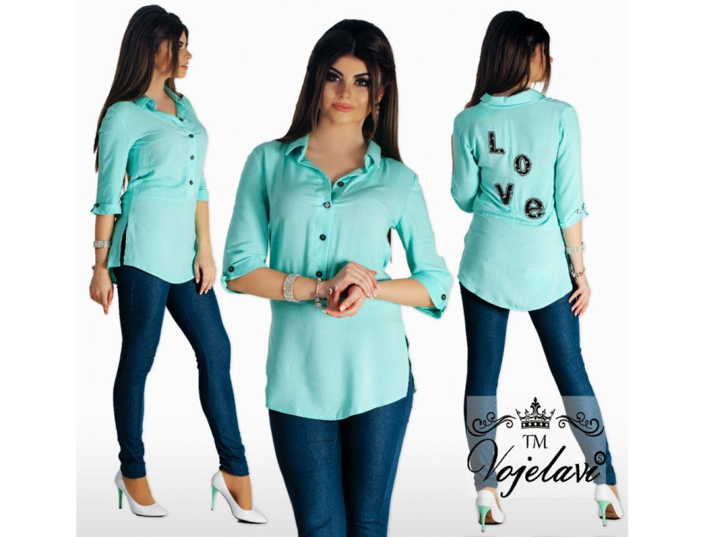 Рубашка №2023-449