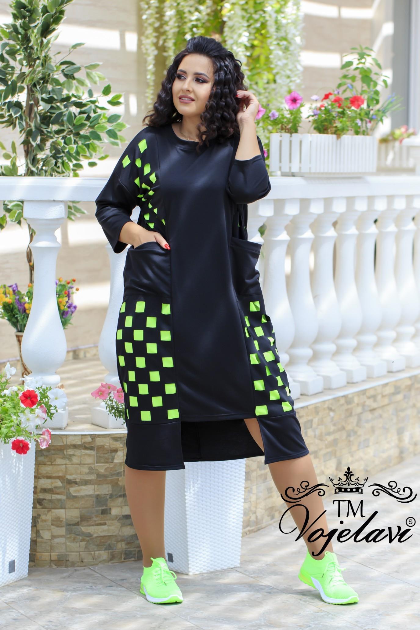 Платье №4651-119