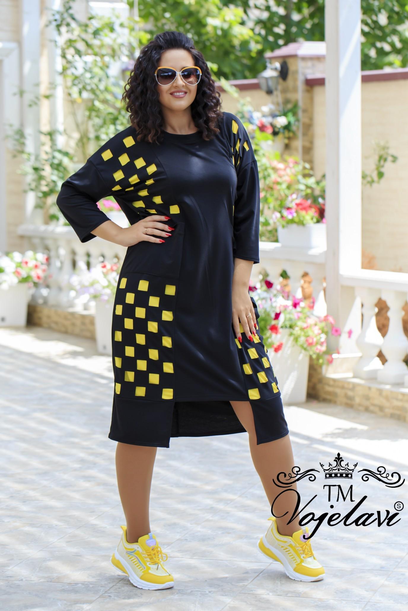 Платье №4655-119
