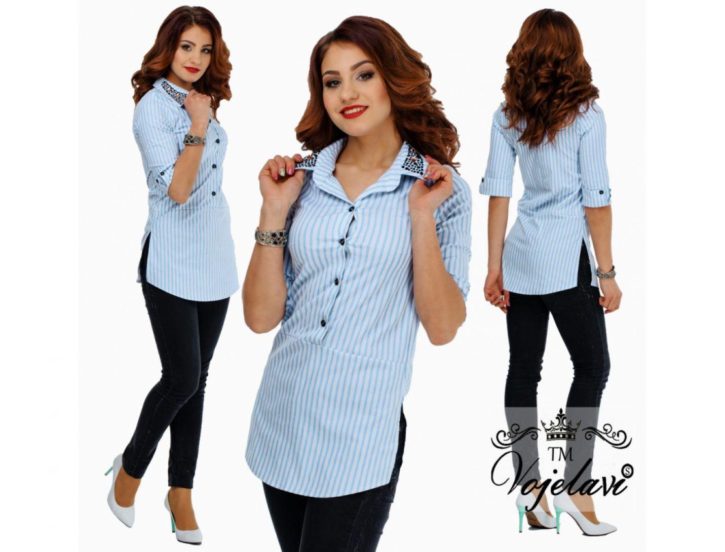 Рубашка №2043-281