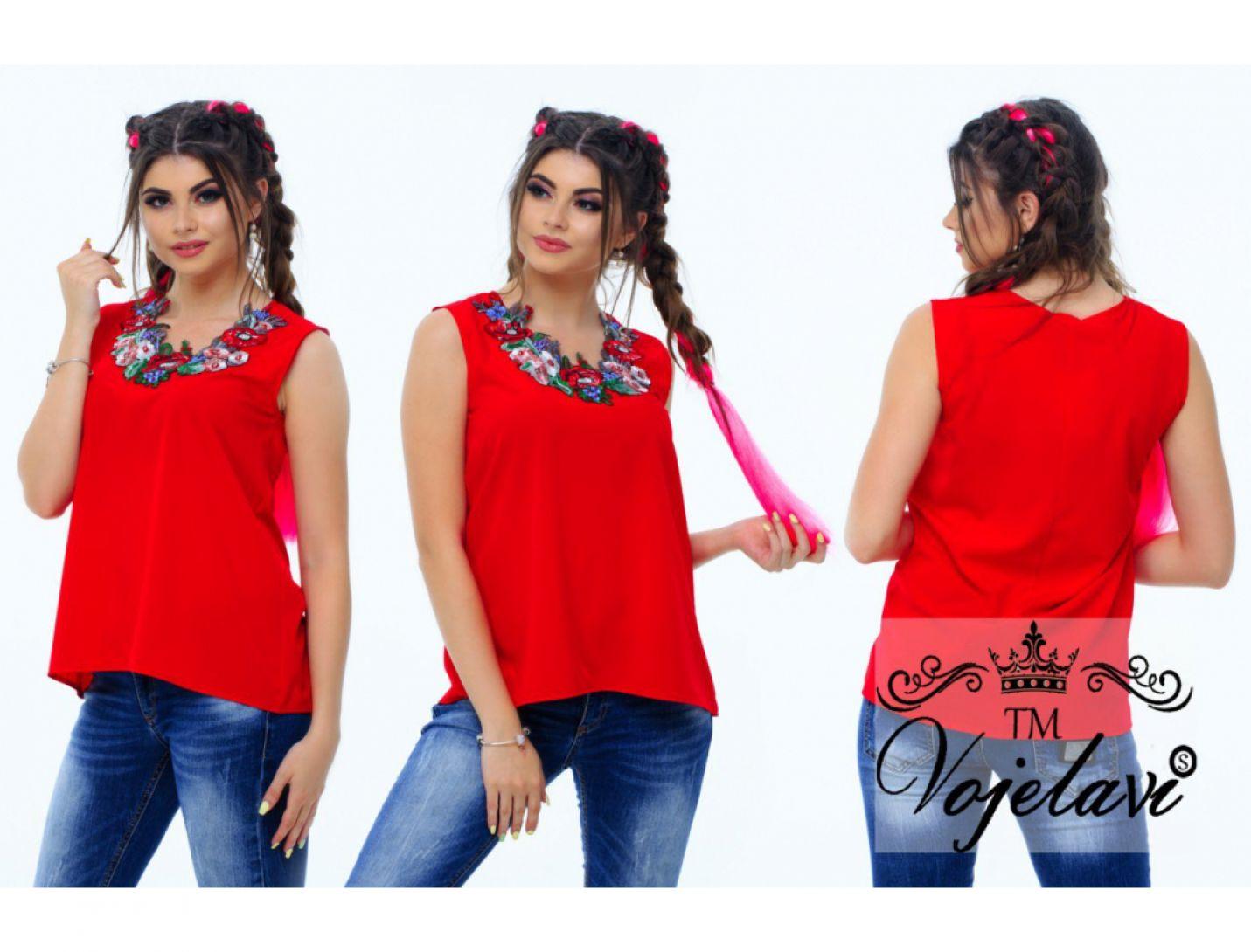 Блузка №2060-480