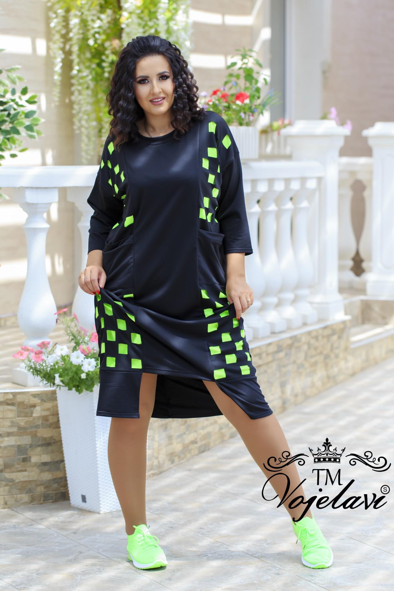 Платье №4654-119