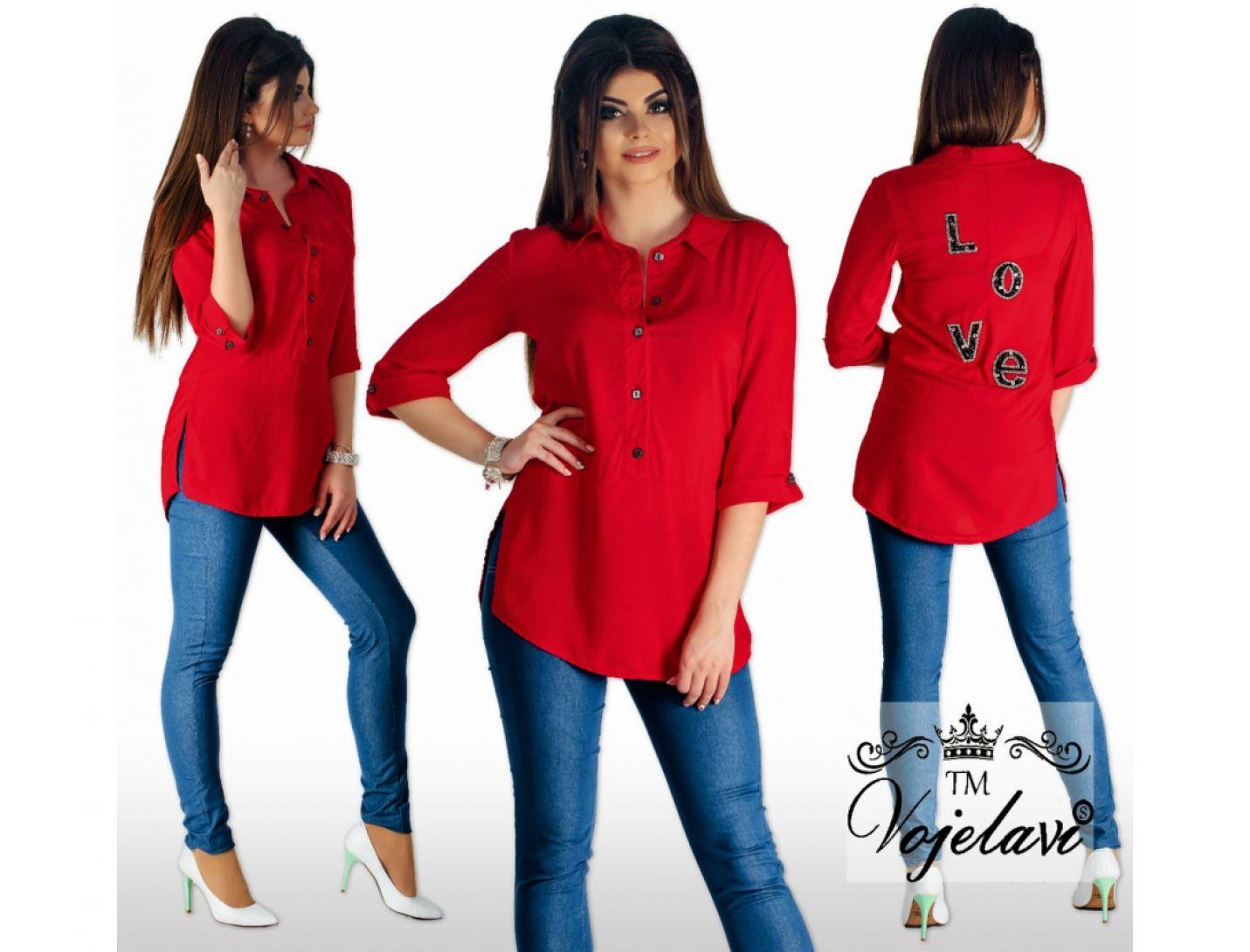 Рубашка №2019-449