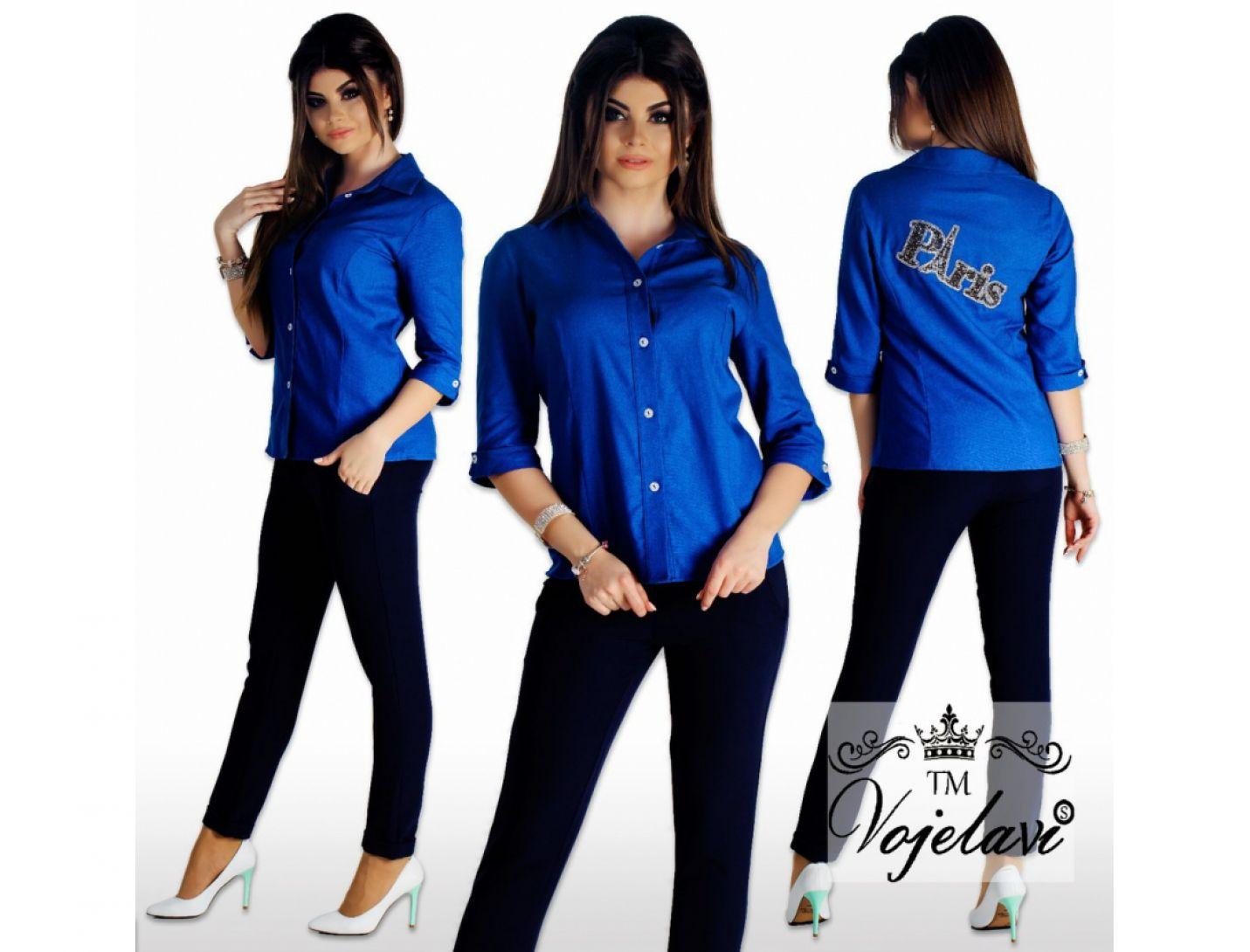 Рубашка №2024-448