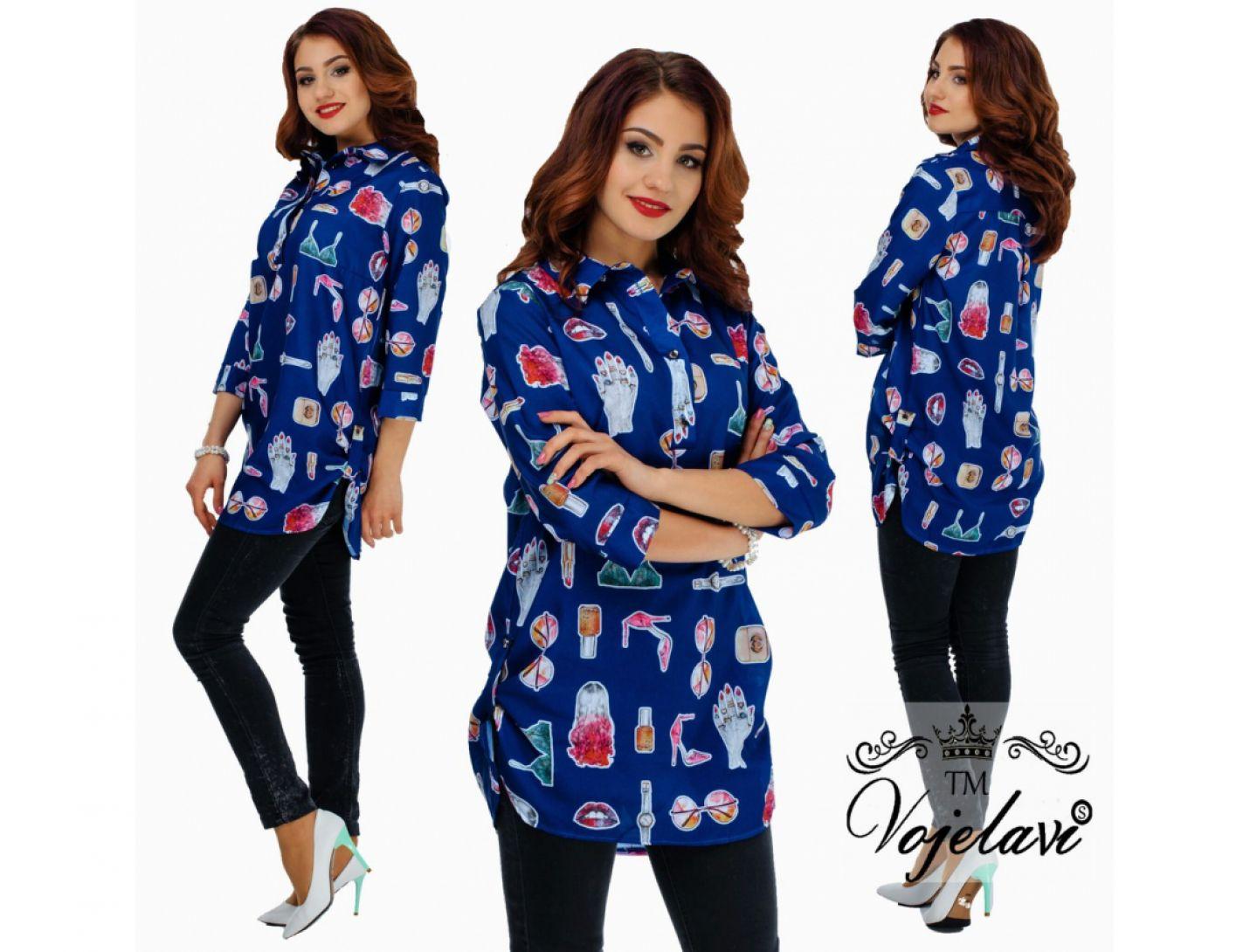 Рубашка-туника №2053-316